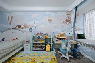 5-10万110平米北欧风格儿童房设计图
