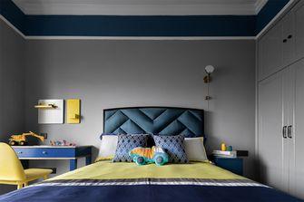 130平米别墅美式风格卧室图片大全