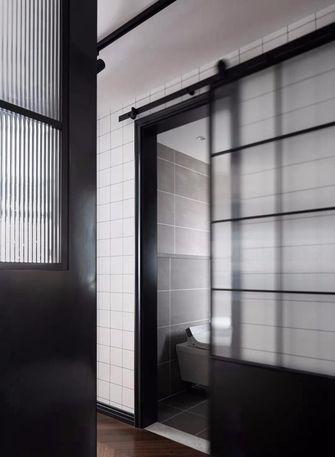 120平米三室两厅美式风格卫生间图