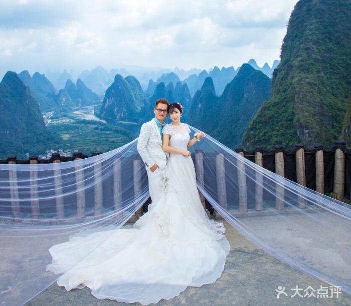 維納斯婚紗攝影圖片 - 第92張