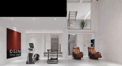 140平米三室两厅中式风格健身室装修案例