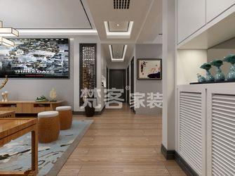 10-15万140平米三室一厅东南亚风格走廊欣赏图