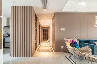 140平米三室两厅现代简约风格走廊装修图片大全