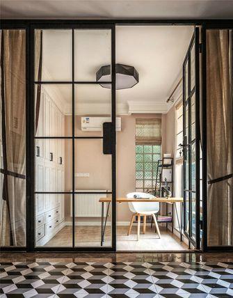 80平米法式风格书房装修案例