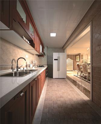 5-10万140平米四室四厅法式风格厨房图片