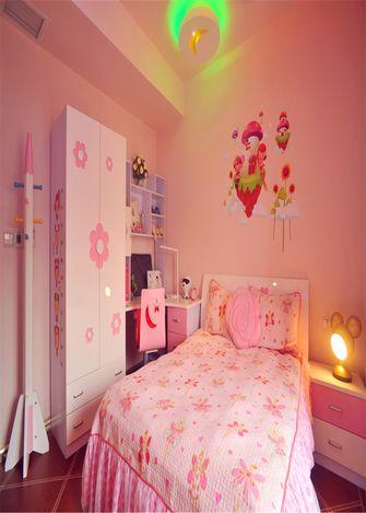 140平米三室三厅新古典风格儿童房装修效果图