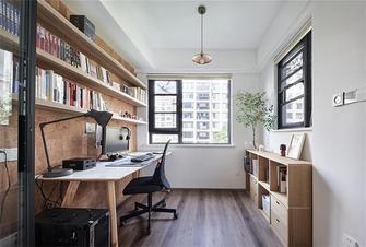 100平米北欧风格书房设计图