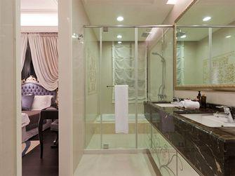 110平米三室一厅欧式风格卫生间装修案例