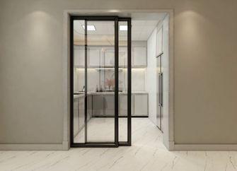 140平米四室四厅北欧风格厨房欣赏图