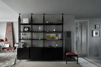 120平米三室两厅法式风格客厅设计图