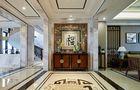 140平米别墅中式风格走廊吊顶图