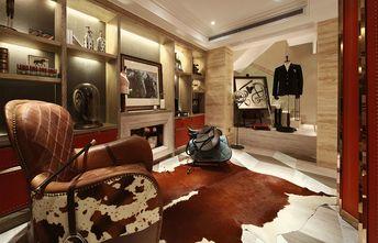 130平米三室两厅新古典风格衣帽间装修效果图