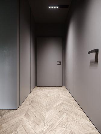 80平米一居室现代简约风格玄关图