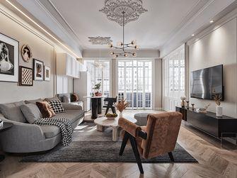 50平米一室一厅法式风格客厅装修效果图