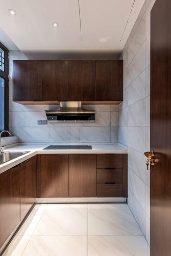 120平米中式风格厨房图片