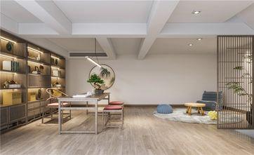 140平米四室四厅中式风格书房效果图