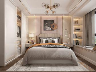 140平米四室一厅北欧风格卧室装修案例