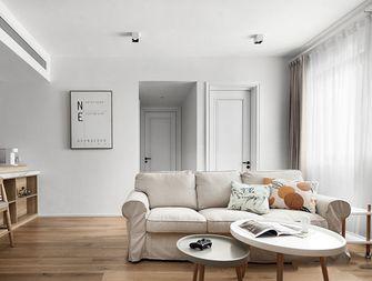 100平米日式风格客厅设计图