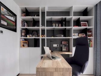 110平米三宜家风格书房装修案例