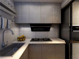 70平米一室一厅宜家风格厨房图