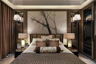 120平米中式风格卧室设计图