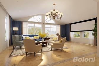 140平米别墅新古典风格阁楼装修效果图