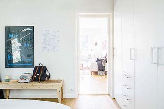 50平米一室一厅现代简约风格客厅装修案例