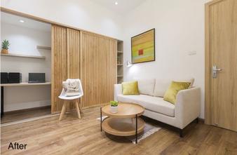 30平米小户型宜家风格客厅欣赏图