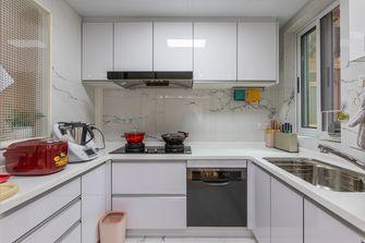90平米一室两厅北欧风格厨房装修案例