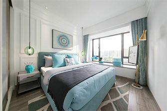 100平米欧式风格卧室效果图