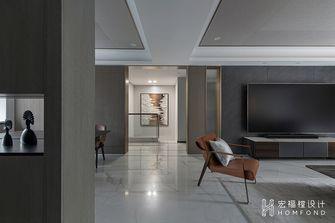 140平米复式混搭风格楼梯间装修案例