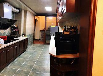 100平米欧式风格厨房装修图片大全