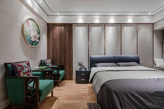 140平米四室两厅新古典风格卧室欣赏图