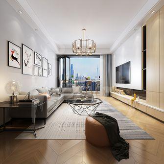 140平米一室两厅宜家风格客厅图