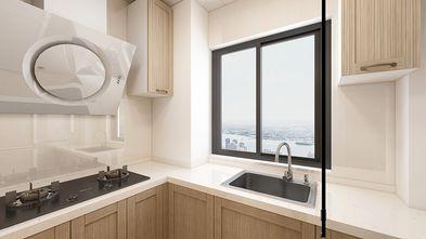 60平米公寓日式风格厨房效果图