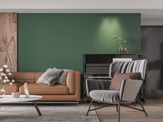 100平米北欧风格客厅设计图