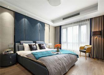 100平米三室五厅现代简约风格卧室图