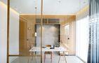 60平米一居室北欧风格书房图片大全