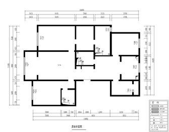 豪华型140平米四室三厅新古典风格其他区域装修图片大全