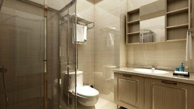 60平米一室一厅中式风格卫生间效果图
