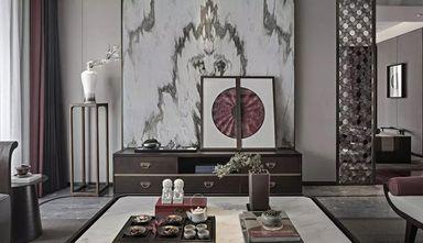 140平米四室四厅中式风格客厅效果图