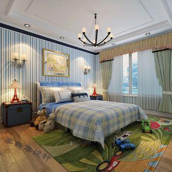 20万以上140平米复式欧式风格儿童房图片大全