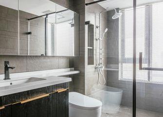 120平米三室两厅法式风格卫生间图