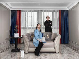 140平米四室四厅欧式风格客厅图片大全