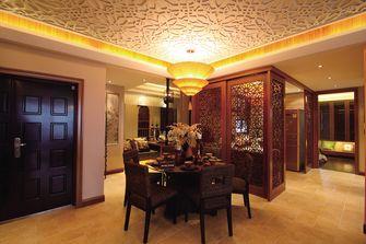 100平米东南亚风格餐厅装修图片大全
