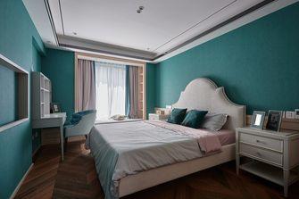 140平米复式中式风格卧室图片大全