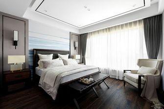 110平米三室三厅中式风格卧室图