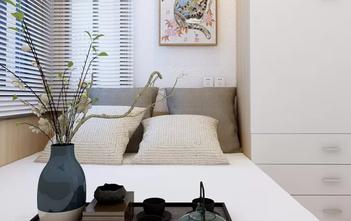 50平米小户型日式风格卧室图片大全