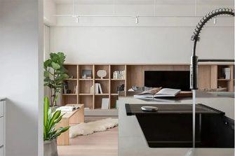 110平米三室两厅宜家风格厨房装修图片大全