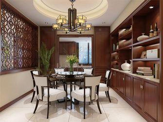 140平米四室三厅中式风格餐厅装修效果图